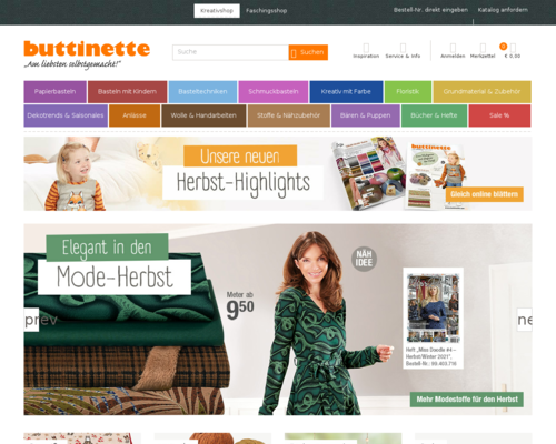 Buttinette AT