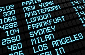 bigstock-Airport-Board-International-De-43610734